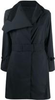 Norwegian Rain belted trench coat