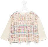 Anne Kurris - Jungle sweater - kids - Cotton/Polyamide/Polyester/Polyacrylic - 8 yrs