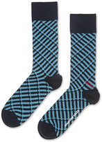 Jonathan Adler Men's Blue Arrow Socks
