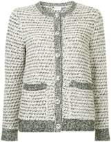 Lanvin round neck knit cardigan
