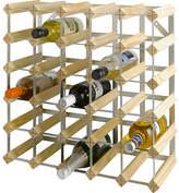 Living HOME 30 Bottle Wooden Wine Rack