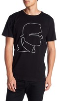 Karl Lagerfeld Graphic Tee