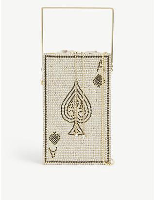Rosantica Poker Card top handle tote