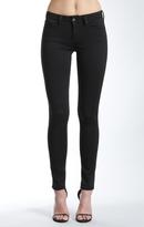 Mavi Jeans Alexa Skinny In Jet Black