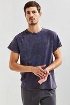 Urban Outfitters Raw Cut Washed Raglan Tee