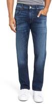 Hudson Byron Slim Straight Leg Jeans (Decker)