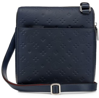 Christian Louboutin Benech Medium Reporter Case