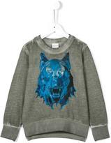Diesel 'Suqui' sweatshirt - kids - Cotton - 10 yrs