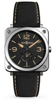 Bell & Ross BRS Steel Heritage Watch, 39mm