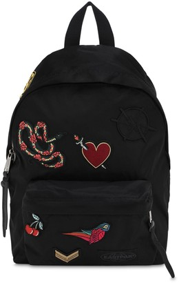 Eastpak 10l Orbit Patches Nylon Backpack
