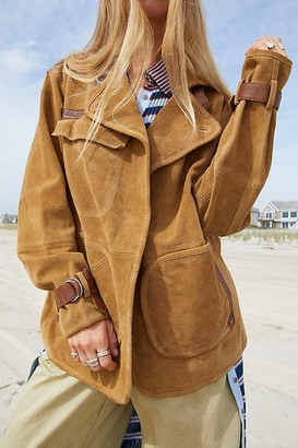We The Free Best Of Me Suede Jacket