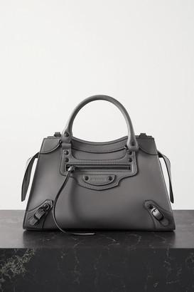 Balenciaga Neo Classic City Leather Tote - Gray