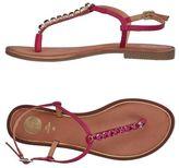 GIOSEPPO Toe post sandal