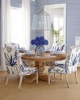 Horchow Massoud Allison Botanical Dining Chair
