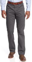 Alfani Slim Fit Pinstripe 5-Pocket Pant