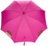 Moschino teddy bear motif umbrella - unisex - Polyester - One Size