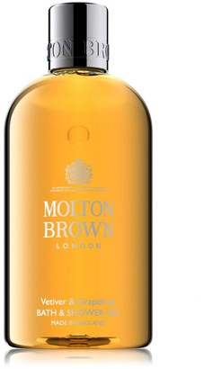 Molton Brown Vetiver & Grapefruit Bath and Shower Gel