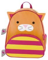 Skip Hop Zoo Little Kids & Toddler Backpack, Cat