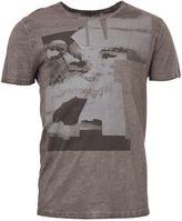 Garcia Print Cotton T-shirt