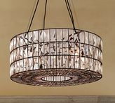 Pottery Barn Adeline Crystal Chandelier