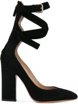 Valentino Garavani Valentino pumps - women - Leather/Suede - 36