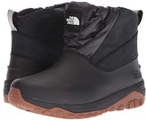 The North Face Yukiona Ankle Boot (TNF Black/TNF Black) Women's Cold Weather Boots