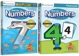 Preschool Prep Company Meet the Numbers DVD with Numbers Flashcards