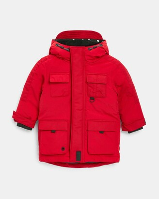 Ted Baker 268808 Yb 1 Red Parka