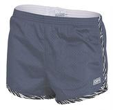 Soffe Gunmetal Retro Mesh Shorts