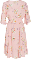 By Ti Mo byTiMo Floral Tie Dress