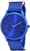 Versus By Versace Women's SO6040013 Less Analog Display Quartz Blue Watch