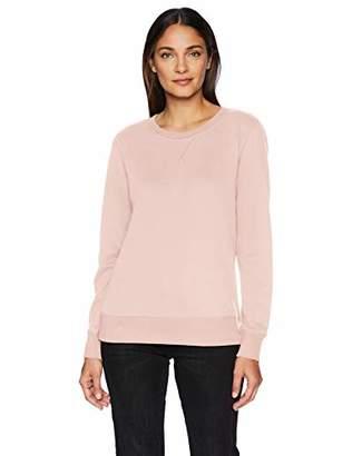 Amazon Essentials WAE50014FL18 Sweatshirt, (Light Pink), (EU 2XL)