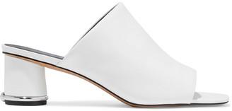 Rebecca Minkoff Aceline Embellished Leather Mules