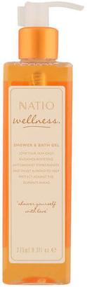 Natio Wellness Shower & Bath Gel (275ml)