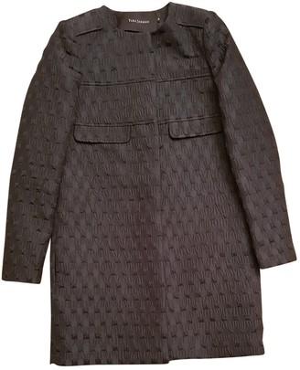 Tara Jarmon Black Coat for Women