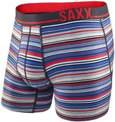 Saxx 3Six Five Men Underwear Boxer Briefs, No Fy, Reguar Fit, 5 Inch Inseam
