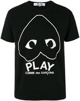 Comme des Garcons printed T-shirt - men - Cotton - S
