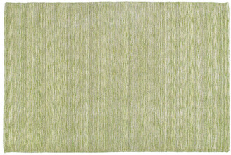 One Kings Lane Arty Kids' Rug - Green - 3'x5'