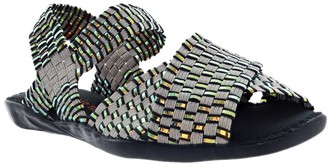 Bernie Mev. Pull On Open Toe Sandals - Balmy