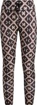 The Upside Batik-print performance leggings