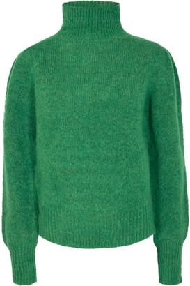 DAY Birger et Mikkelsen Spry Jumper Green - Green / 10