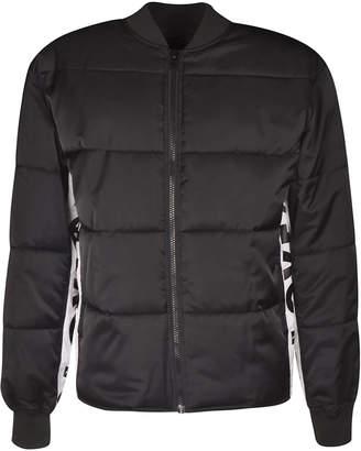Love Moschino Logo Zipped Jacket