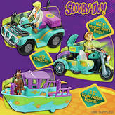 Scooby-Doo Vehicle and Monster Figure