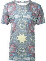 Dresscamp paisley print T-shirt