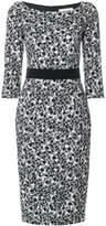 Goat Foxglove pebble print dress