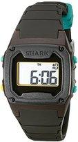 Freestyle Unisex 10019181 Shark Classic Digital Display Japanese Quartz Black Watch