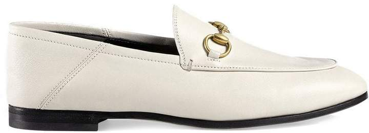4035379de White Gucci Loafers - ShopStyle