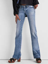 Lucky Brand Lil Maggie Low Rise Jean In Campo Walk