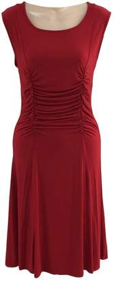Catherine Malandrino Red Dress for Women