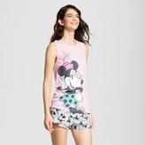 Disney Women's Minnie Mouse Pajamas Short Set